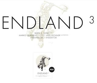 Endland.de Screenshot zum apokalyptischen Rollenspiel